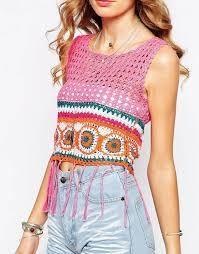 Resultado de imagen para tejidos hippies a crochet