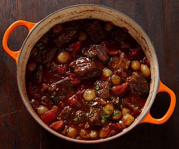 Hearty Beef Stew with Mustard & Horseradish | Hatchery