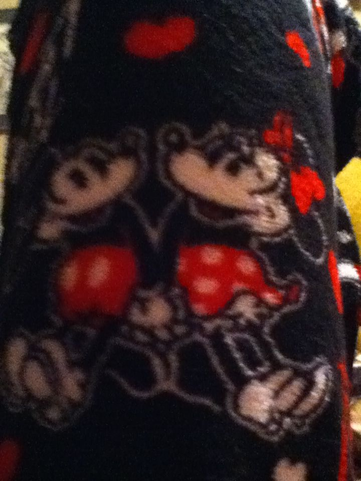 Mickey Mouse rocks