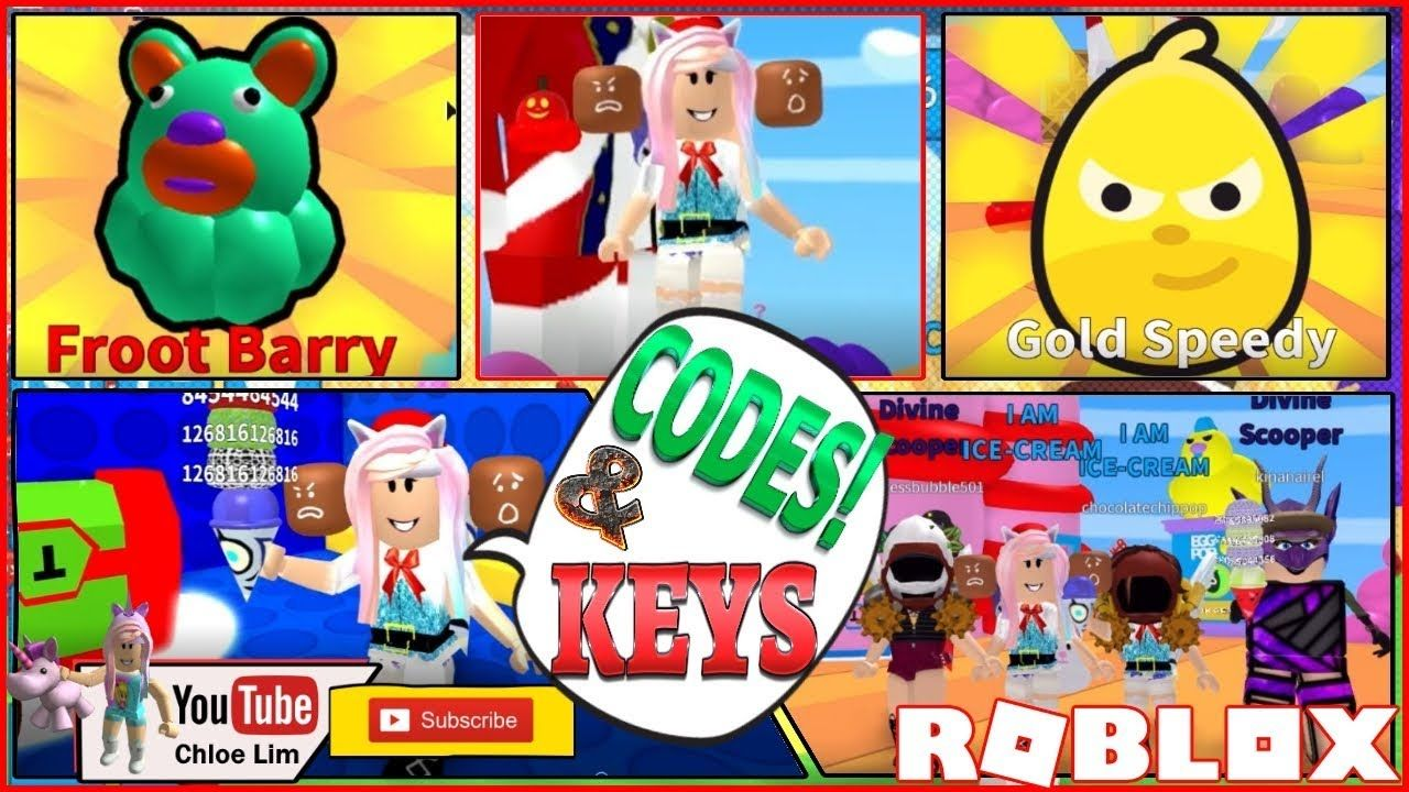 Roblox Ice Cream Simulator New Codes Quests Key Locations