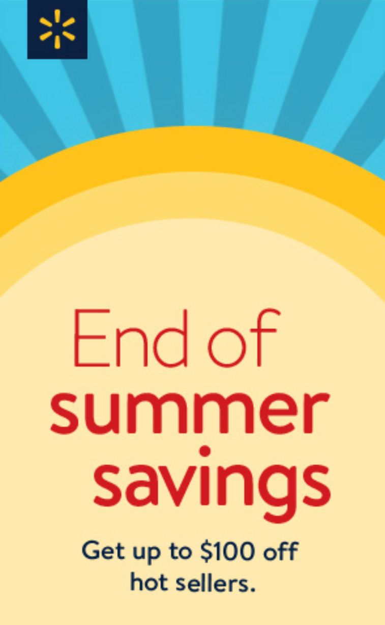 33b92343547e  End of Summer Clearance at Walmart
