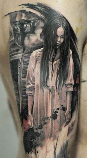 Realism Tattoo by Artem Pelipenko?