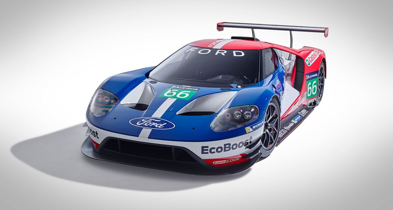 Ford To Return To Le Mans 60 Years After Famous 1 2 3 Victory
