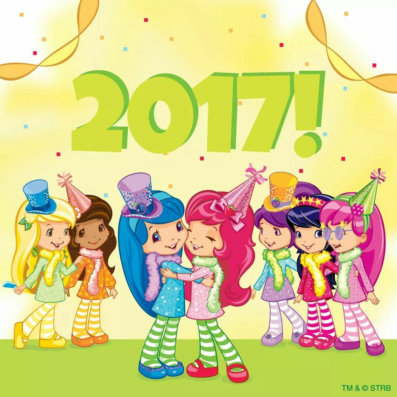 Strawberry Shortcake ☆2017☆   Kids   Pinterest   Rosas, Princesas ...