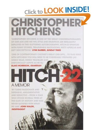 book 22 hitch hitchens christopher