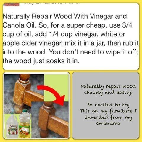 Pin by Nelva Feldman on DIY   Wood repair, Antique ...