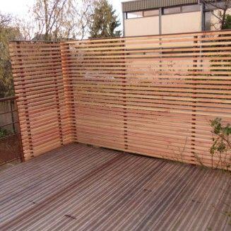 brise vue bois rennes ille et vilaine 35 327 327 pixels ecran bois exterieur. Black Bedroom Furniture Sets. Home Design Ideas