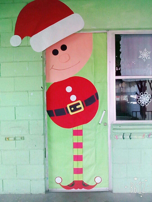 puerta de navidad puertas decoradas y decoraci n del