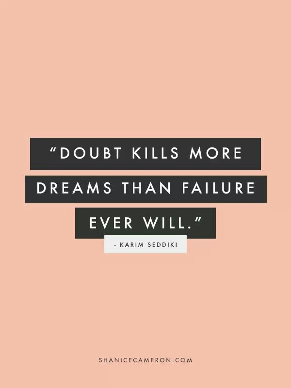 Dont Doubt Yourself You Are Perfect Quotes Motivational Quotes