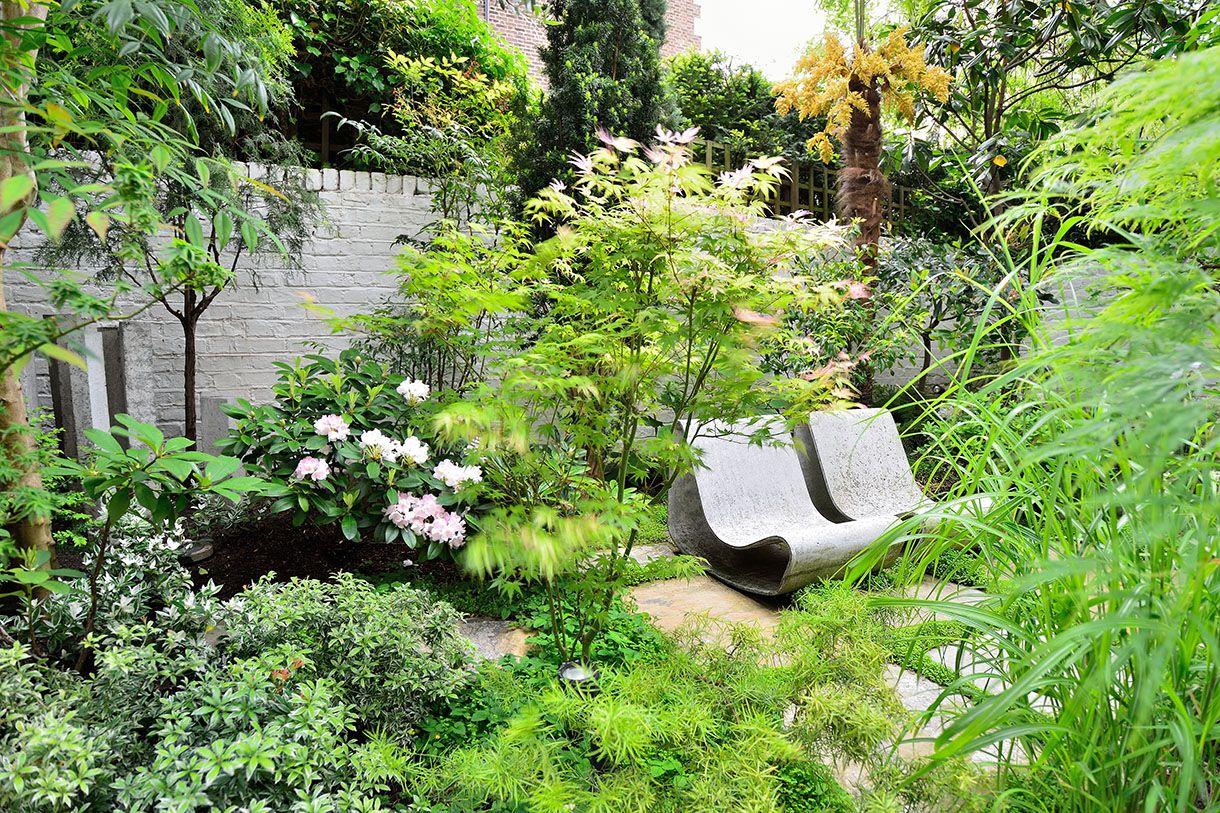 Un jardin japonais contemporain au cœur de Londres | Jardin ...