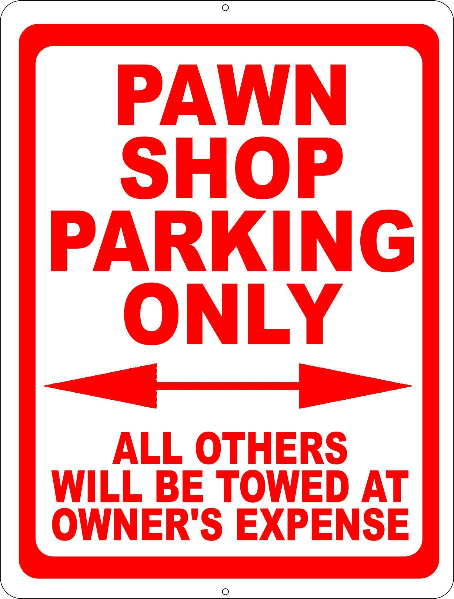 Parking Only All Others Towed At Owners Expense Sign