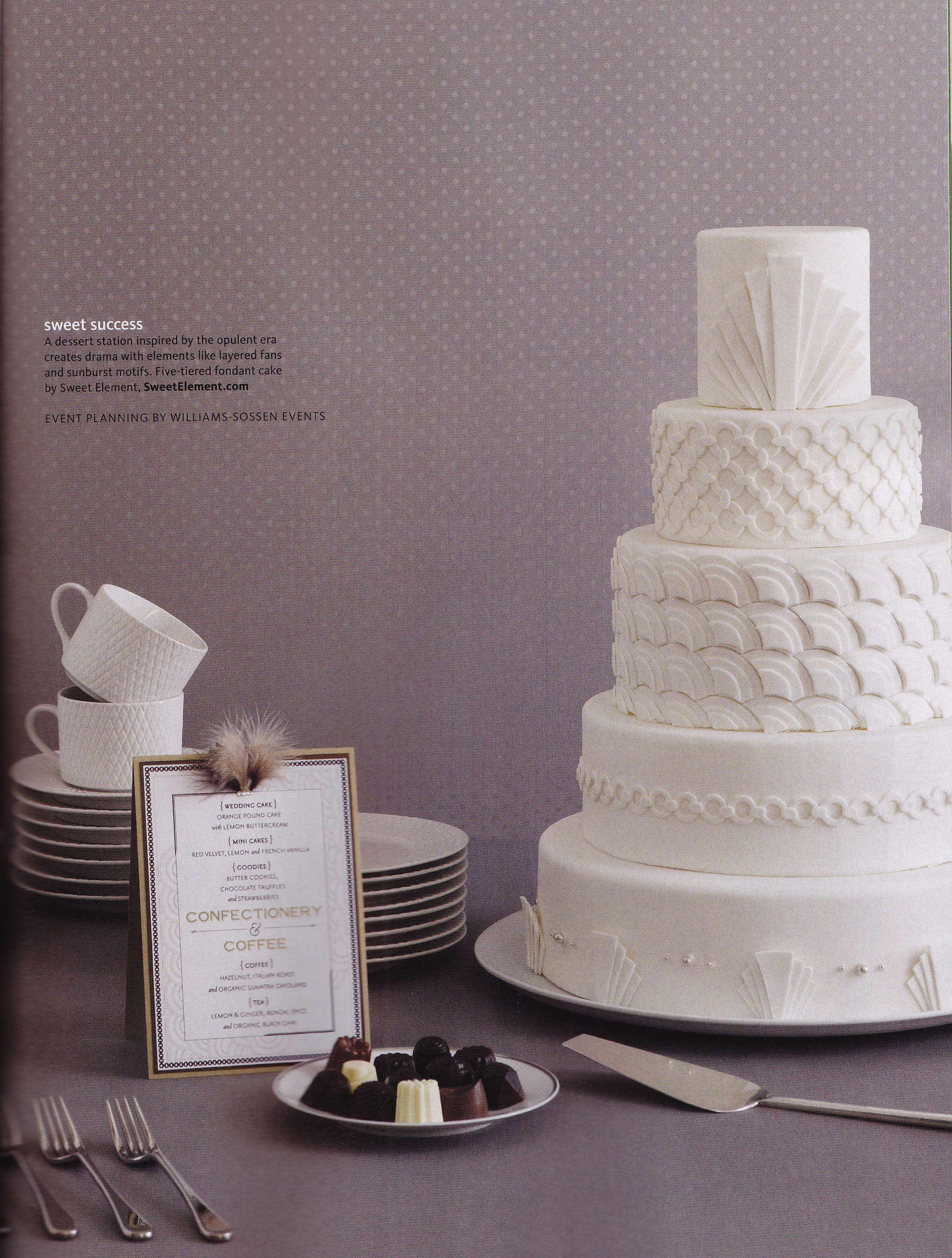 Wedding Cakes We Love on Pinterest