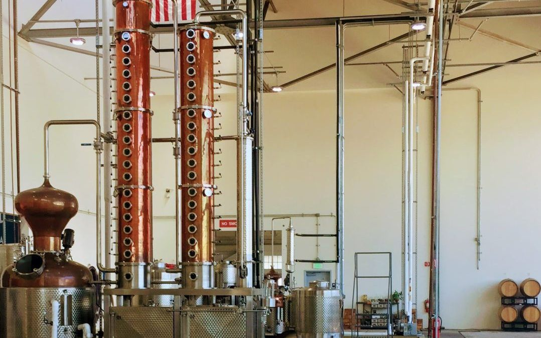 Distilling 101 The Laywoman's Guide Distillation, Craft