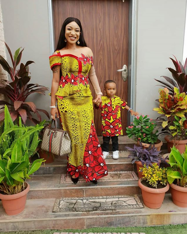 Nigerian Celebrities That Knows How To Slay In Ankara Attire African Fashion Women African Fashion Latest African Fashion Dresses