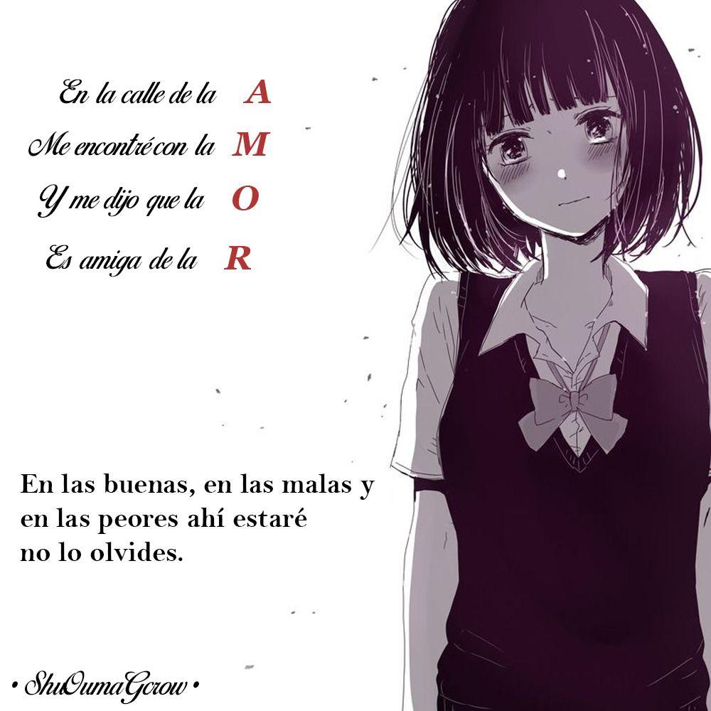 Frases De Amor Con Imagenes Anime Mejor Casa Sobre Frases De Amor