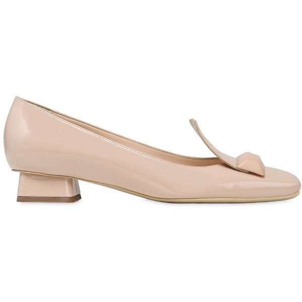 Rayne 20MM PATENT LEATHER PUMPS SiV3A10