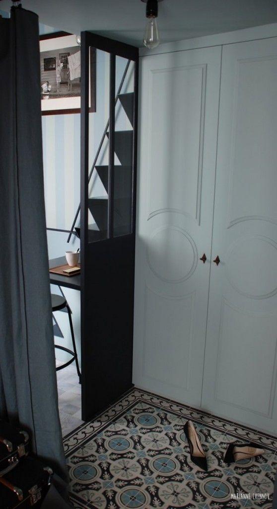 Appartement lumineux de 110 m2 au Coeur du Marais, Batiik Studio