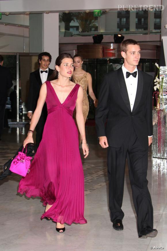 PHOTOS - Charlotte Casiraghi au gala du Grand Prix de Monaco en mai ...