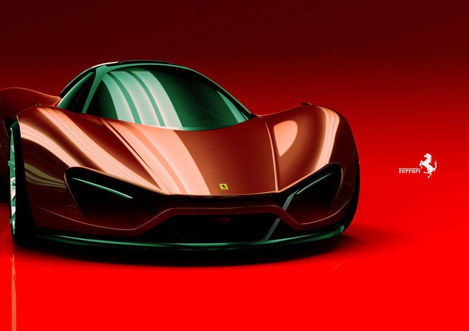 Ferrari Xezri Concept Car Car Concept Pinterest Ferrari