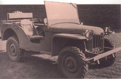 1940 1941 Jeep Jeep Singular