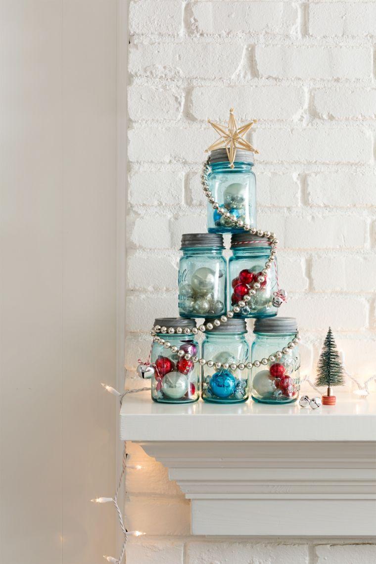 Cosas de navidad 43 ideas de manualidades para decorar - Manualidades para la casa decorar ...