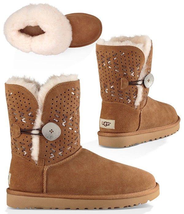 a4e7b30c74337 Le produit du jour est une paire de bottes fourées de la marque UGG  AUSTRALIA.