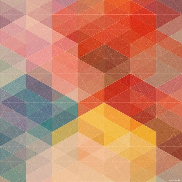 iPad HD Retina Wallpapers designed by Simon C Page | Veerle's blog 3.0.