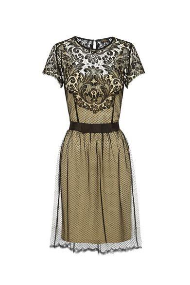 Collette Dinnigan Garden Dress