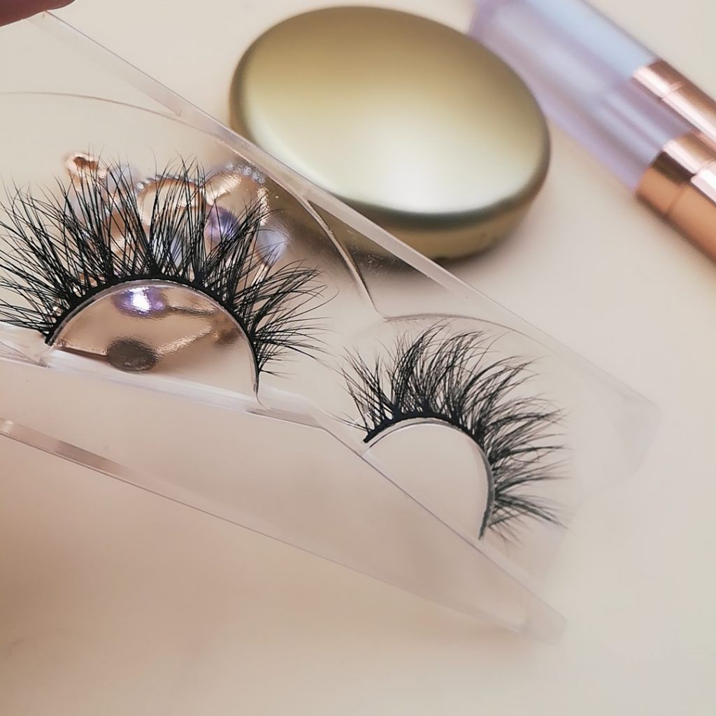 Wholesale Beauty Vendors Wholesale 3d Mink Lashes Vendors Eyelash Packaging Box
