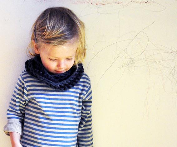 Loopschal Für Kinder Häkeln My Blog