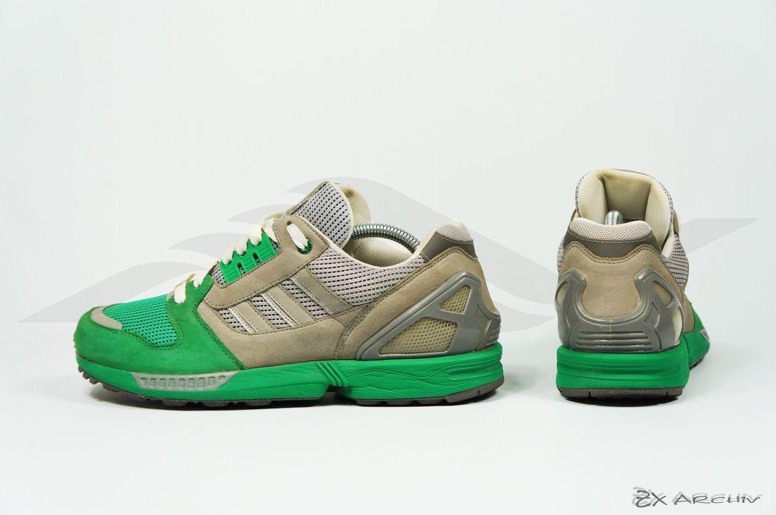 e1e11c1cc Adidas ZX 8000 Archiv - Adidas MUSEUM