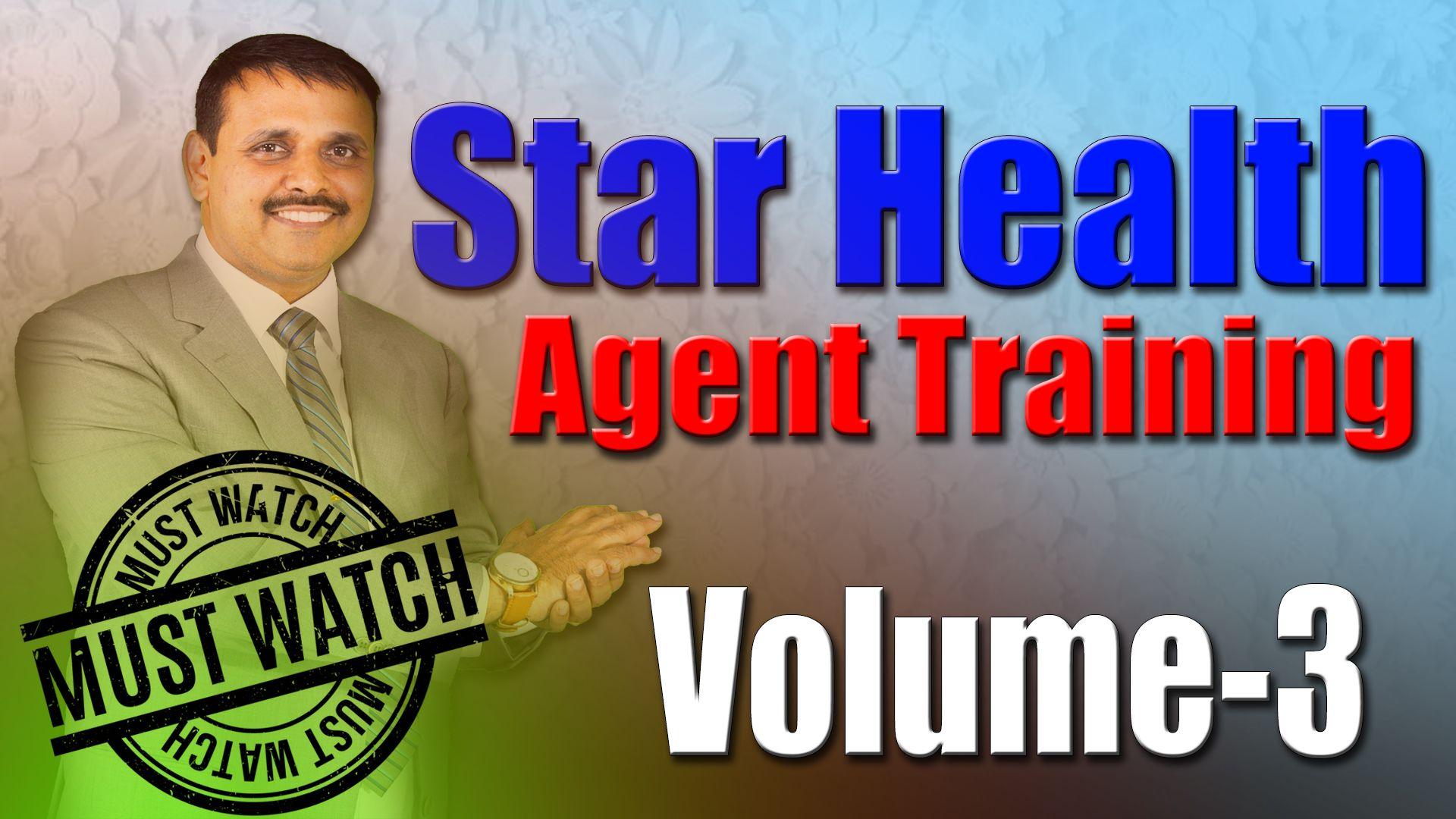 Star Health Agent Traning 03 Expert Advice Yogendra Verma Call