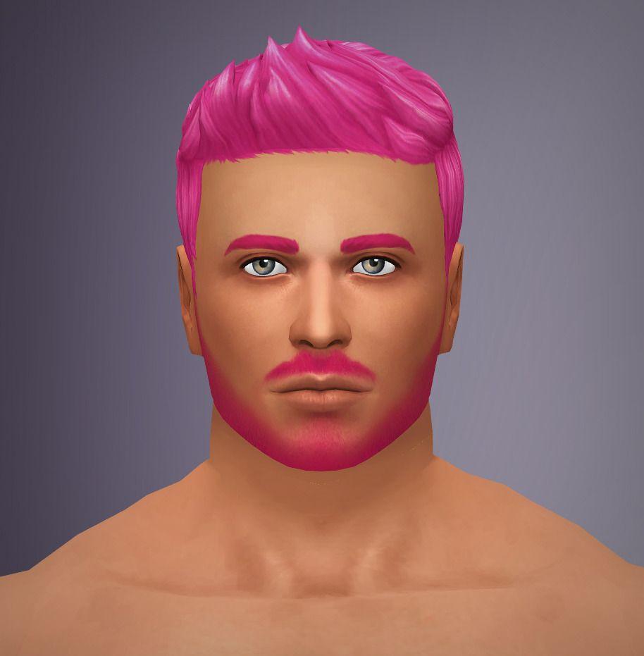 "Xldsims: "" @lumialoversims Hair Conversion Looks Hella"