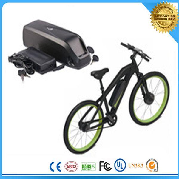 Free Shipping Li Ion Battery Pack E Bike Battery Hailong 24v 25ah
