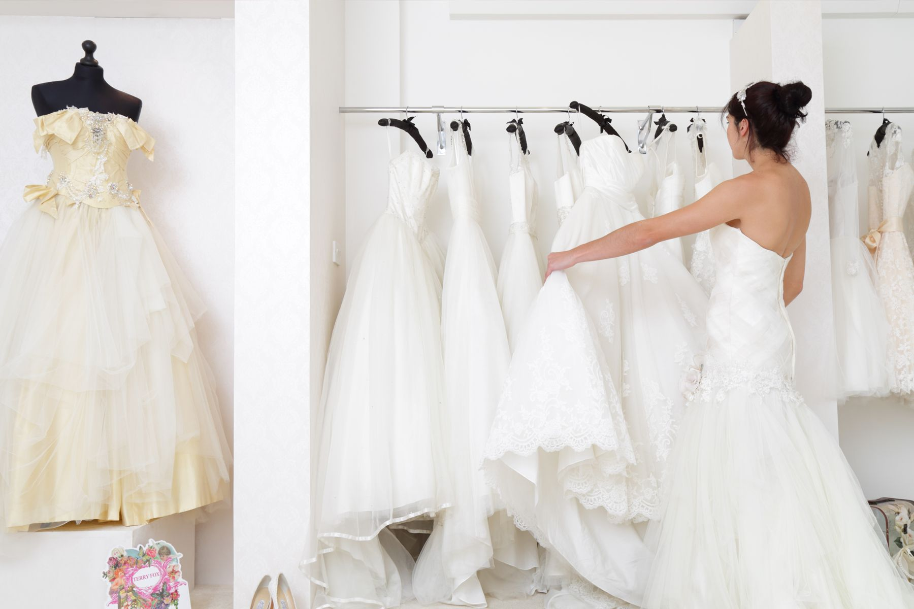 Can T Decide Your Wedding Style Take The Fashion Quiz