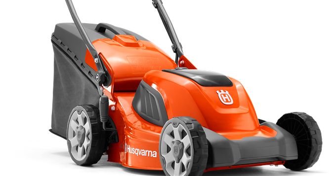 Husqvarna Lc 141li Battery Lawn Mowers Ideal For Homeowners Or For Trimming Complex Areas This Intuitive Hassel Free Bat Husqvarna Lawn Mowers Homeowner