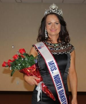 Mrs. South Fargo becomes The New Mrs. ND-America 2015 - Jamestown, ND