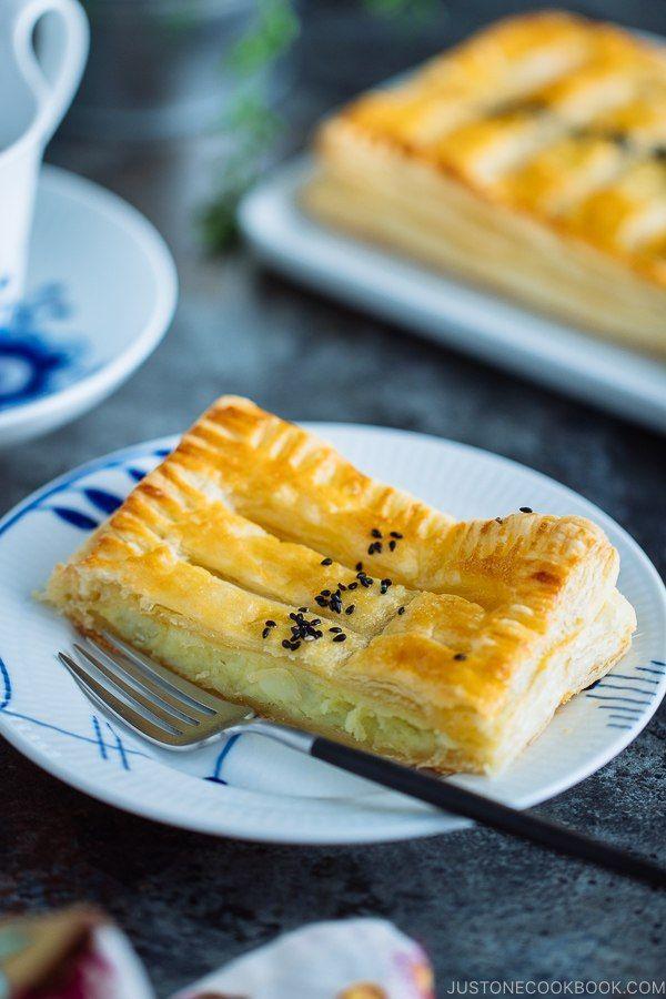 Sweet Potato Pie スイートポテトパイ Just One Cookbook Recipe Japanese Sweet Potato Sweet Potato Pie Sweet Potato Recipes