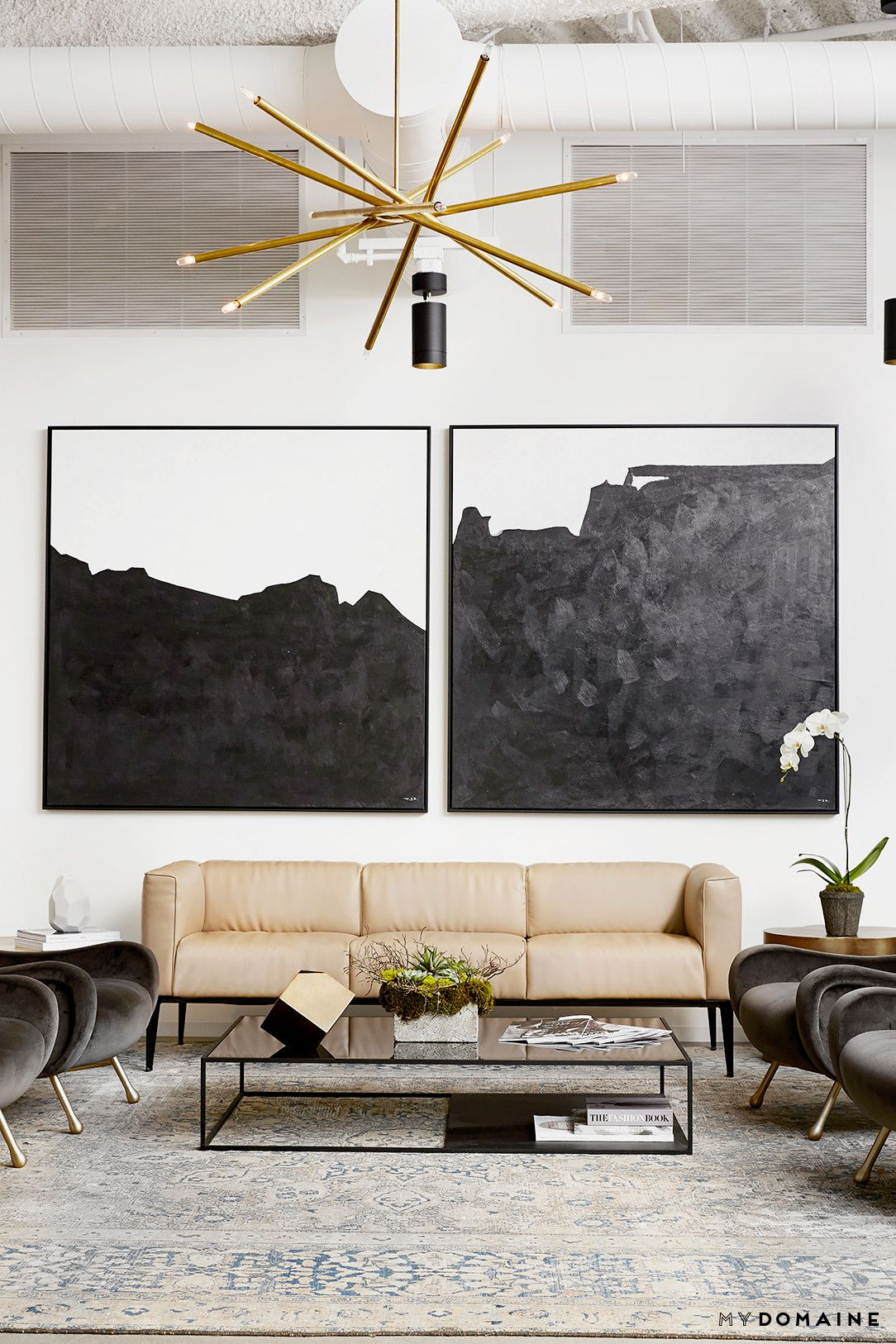 Inside Our Striking MyDomaine Office In Los Angeles