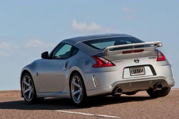 Exceptional 2009 Nissan NISMO 370Z   Rear Angle View