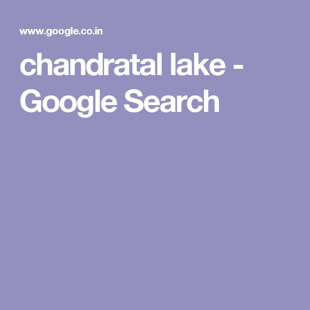 chandratal lake - Google Search