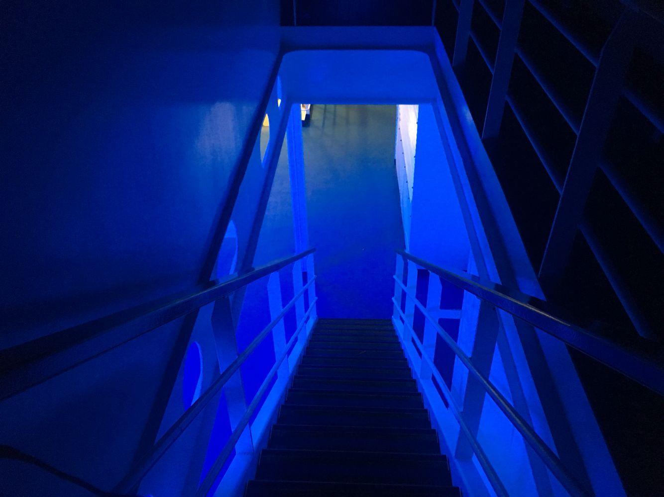 Blue Neon Light For Room