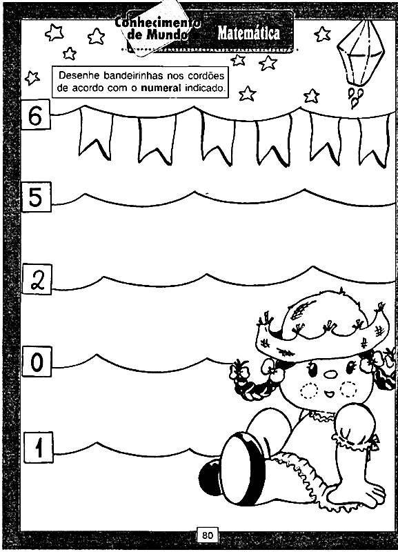 Atividades Festa Junina Educacao Infantil Pesquisa Google Com