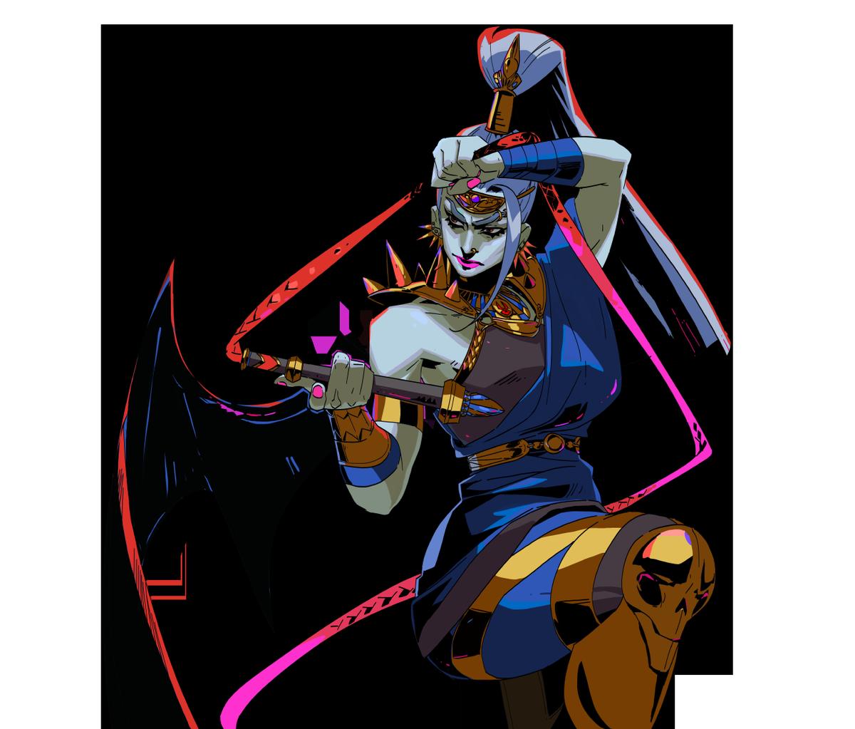 Megaera #SupergiantGames #Hades | Mythology and Folklore in