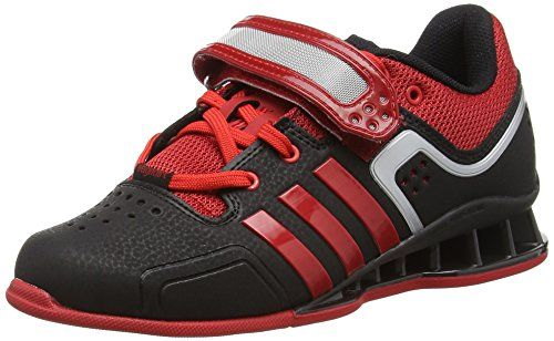 the latest ff0a9 a1b0a Adidas AdiPower Weightlifting Shoes SS17 10 Black -- Find out more about  the great product at the image link. (This is an affiliate link) Exerc…