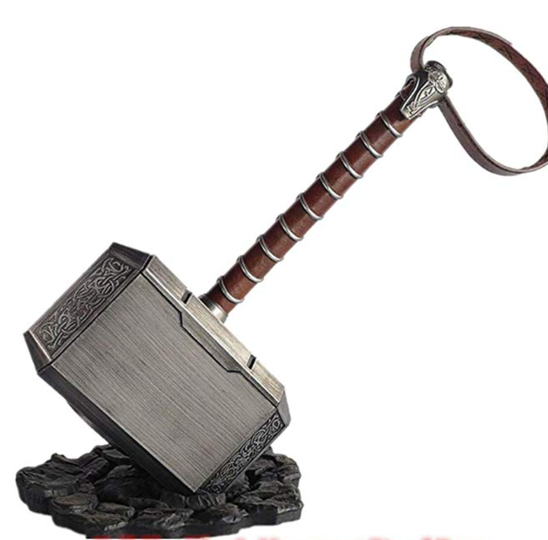 Thor Cosplay Hammer Selling Fast For Halloween Costume