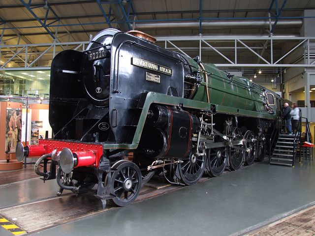 the last steam engine train pdf