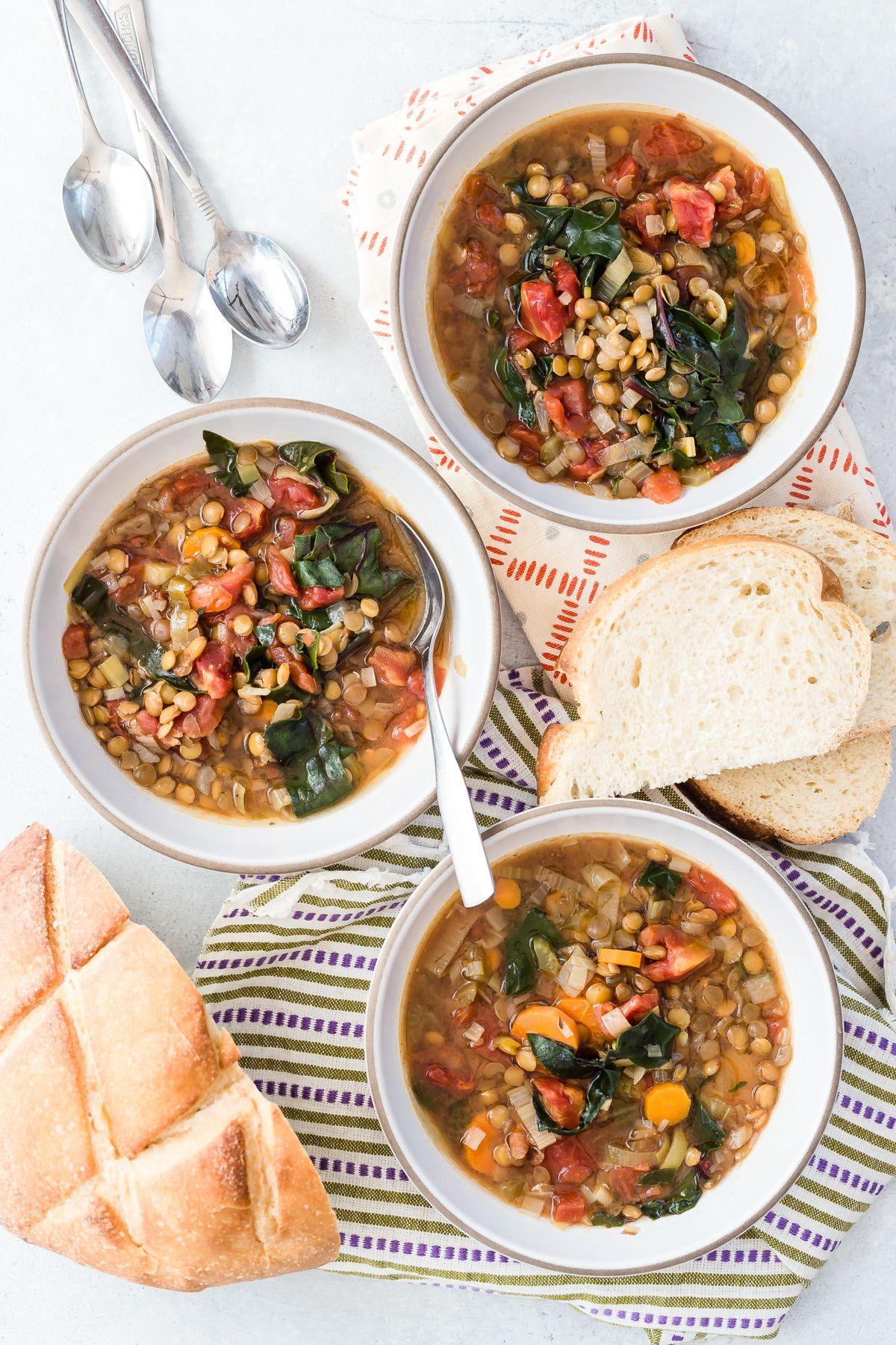 Crock Pot Lentil Veggie Stew In 2019 Insta Pot Crockpot