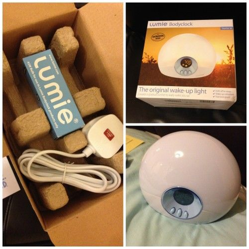 Lumie Bodyclock Starter Review And Giveaway - The Life Of Spicers