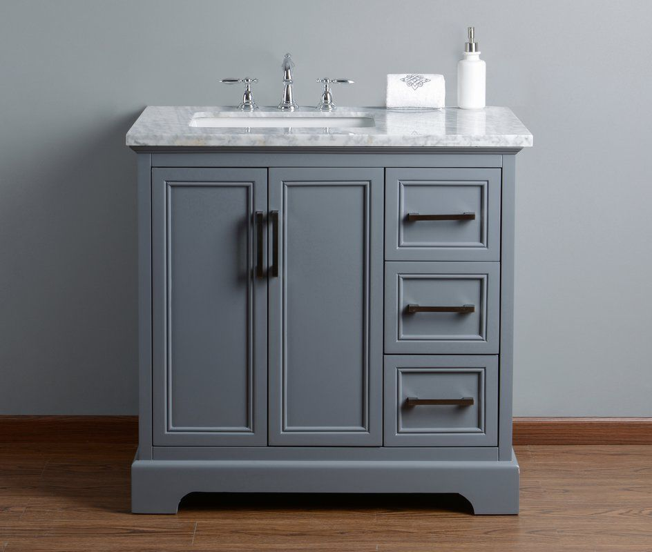 Ravenworth 36 Single Bathroom Vanity Set Single Sink Bathroom Vanity Single Bathroom Vanity Bathroom Vanity